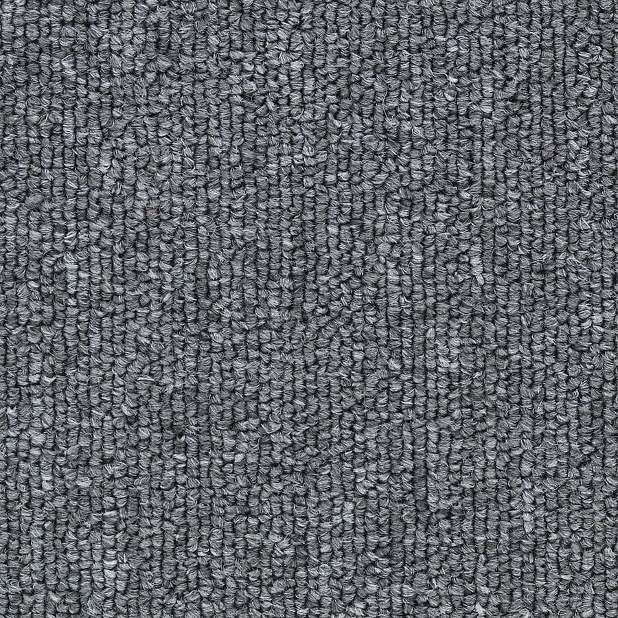 Shop Commercial Grey Sky Berber Indoor Carpet At Lowes.com