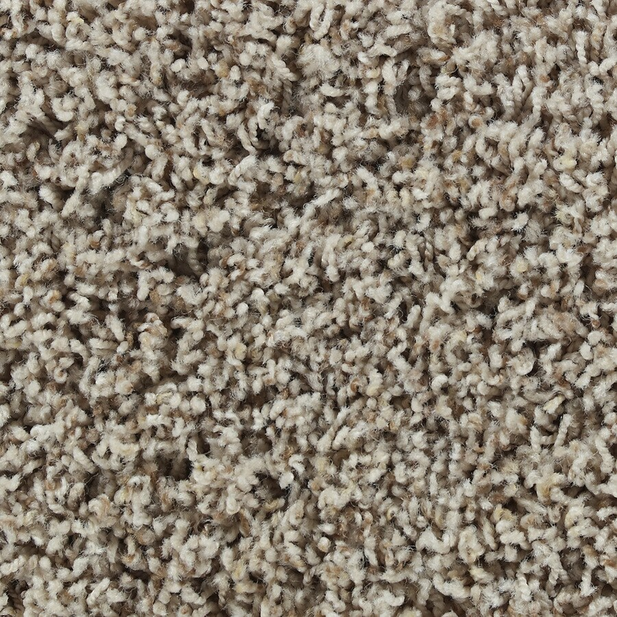 STAINMASTER Active Family Carefree Ellington Frieze Indoor Carpet