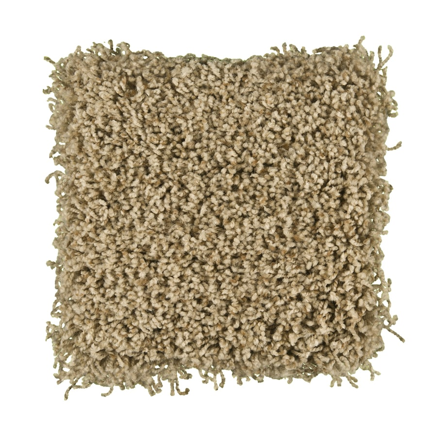 STAINMASTER Active Family Exemplary Sugarcane Frieze Indoor Carpet
