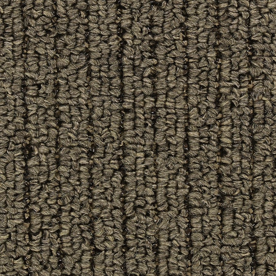 Shop Coronet Simulator Zabar Berber/Loop Interior/Exterior Carpet at Lowes.com