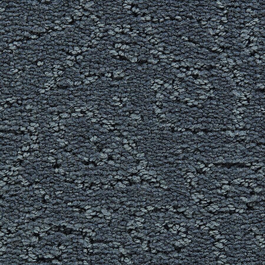 Coronet Trustworthy Heron Blue Pattern Interior Carpet
