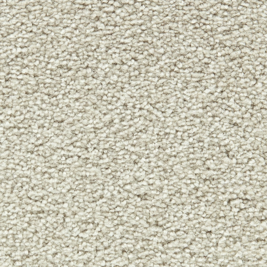 Coronet Centric II Mellowed Ivory Textured Indoor Carpet