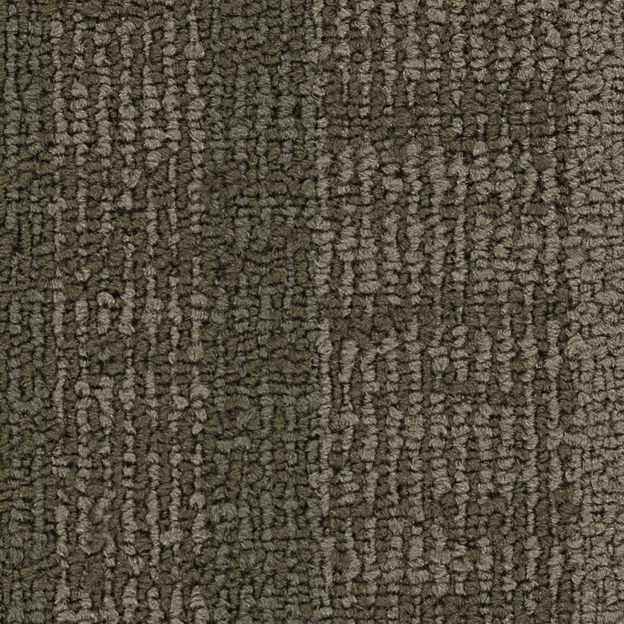 Coronet Entrepreneur 18-Pack 24-in x 24-in Leap Of Faith Indoor Berber Glue-Down Carpet Tile