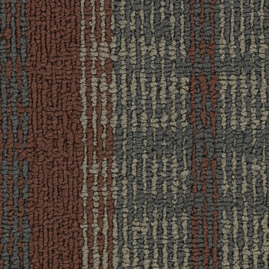 Coronet Entrepreneur 18-Pack 24-in x 24-in Business Plan Indoor Berber Glue-Down Carpet Tile