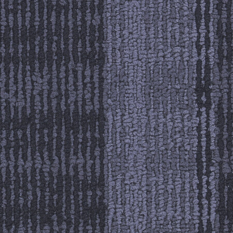 Coronet Entrepreneur 18-Pack 24-in x 24-in Passion Indoor Berber Glue-Down Carpet Tile