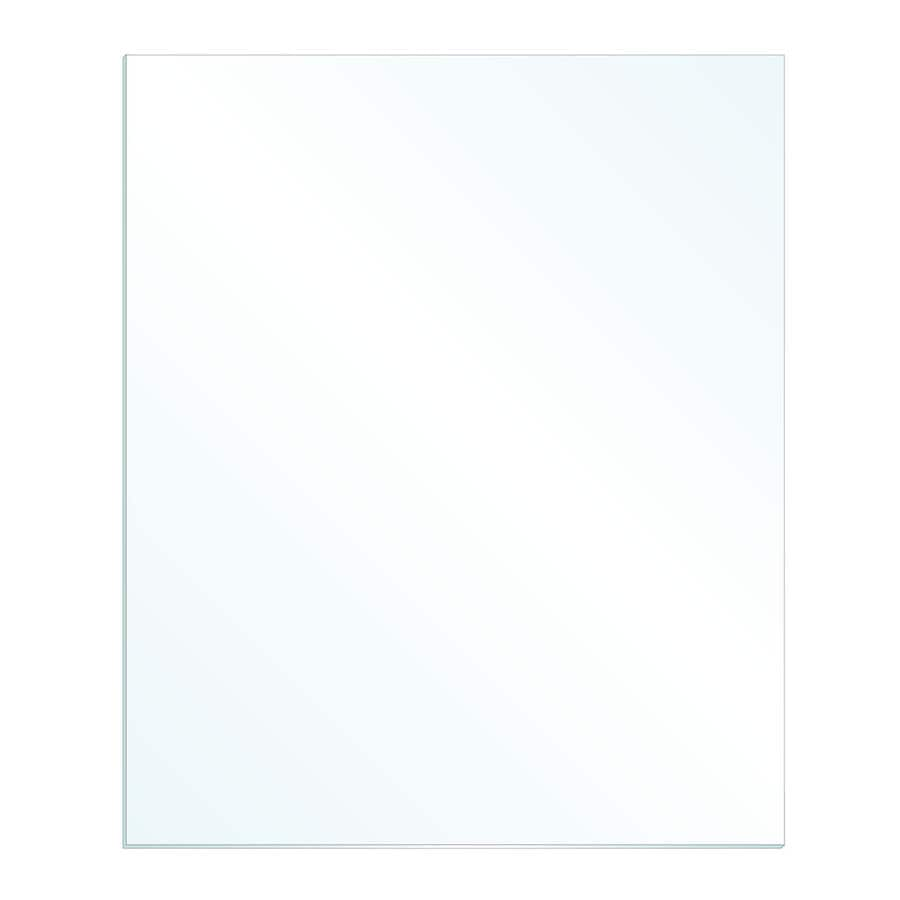 Gardner Glass Products 3/32-in x 30-in x 36-in Clear Replacement Glass for Windows Cabinets Picture Frames