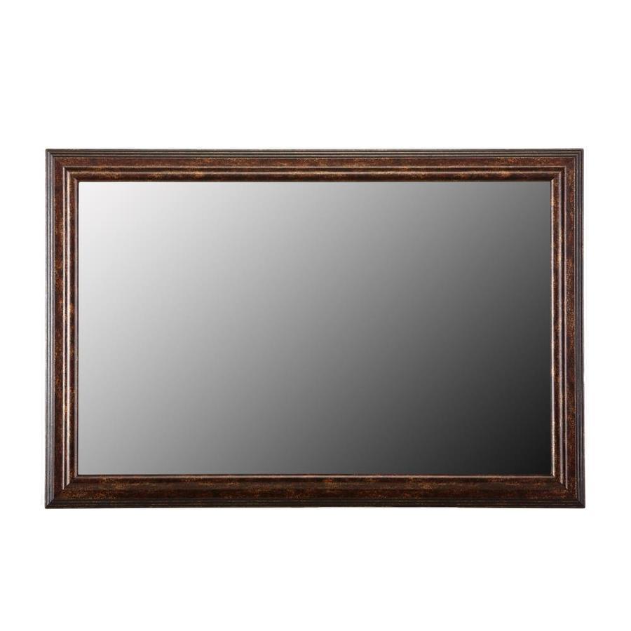 Gardner Glass S Mirror Frame Kit 24 X 36 Carson Bronze