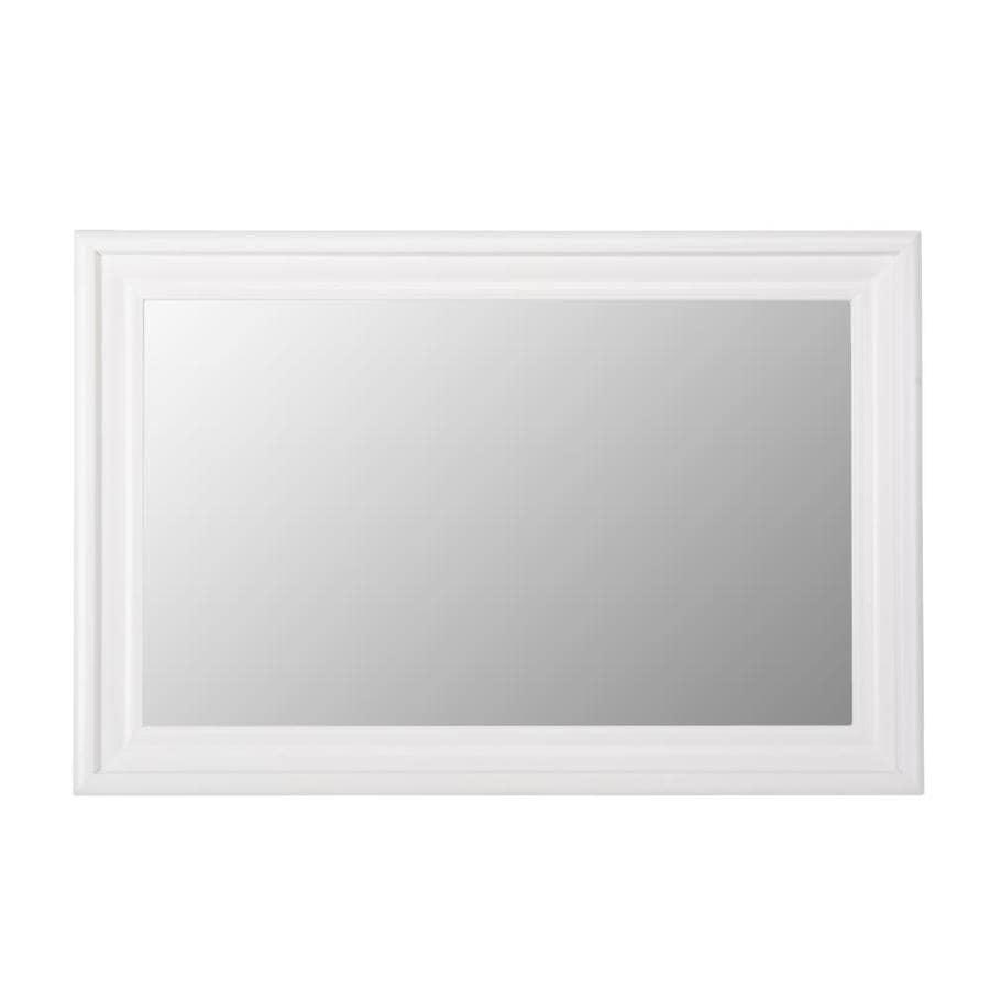 Gardner Gl Products Mirror Frame Kit 54 X 36 Humboldt White
