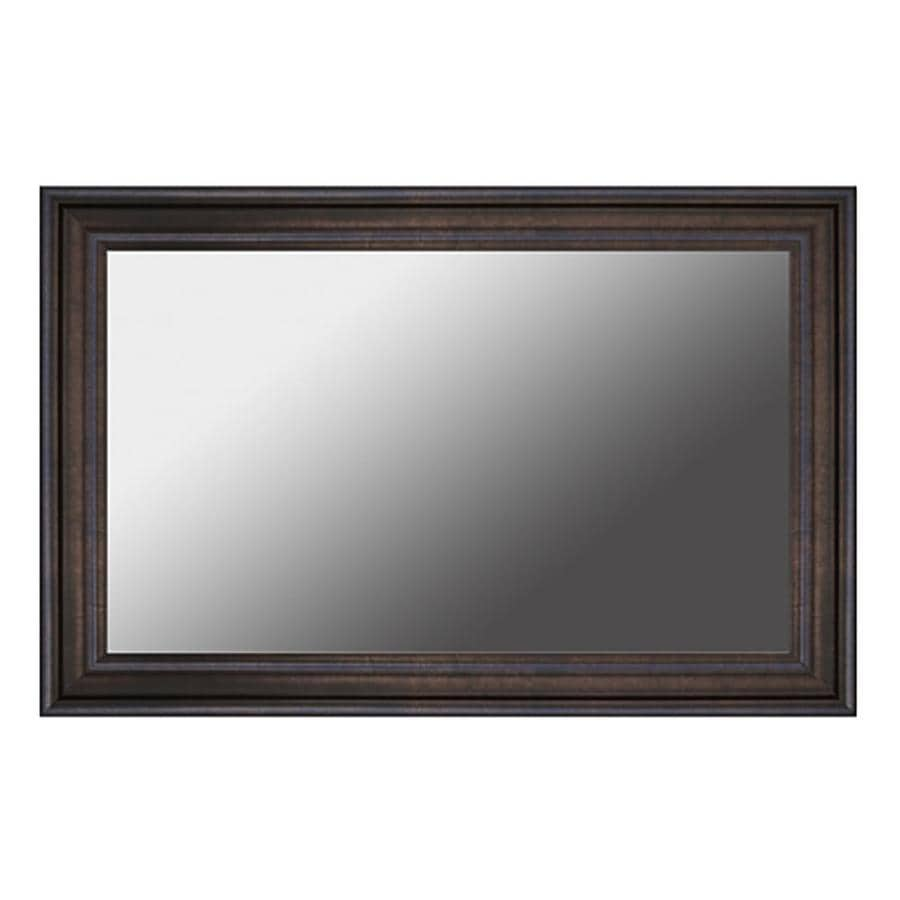 Gardner Gl Products Mirror Frame Kit 48 X 36 Humboldt Ebony Bronze
