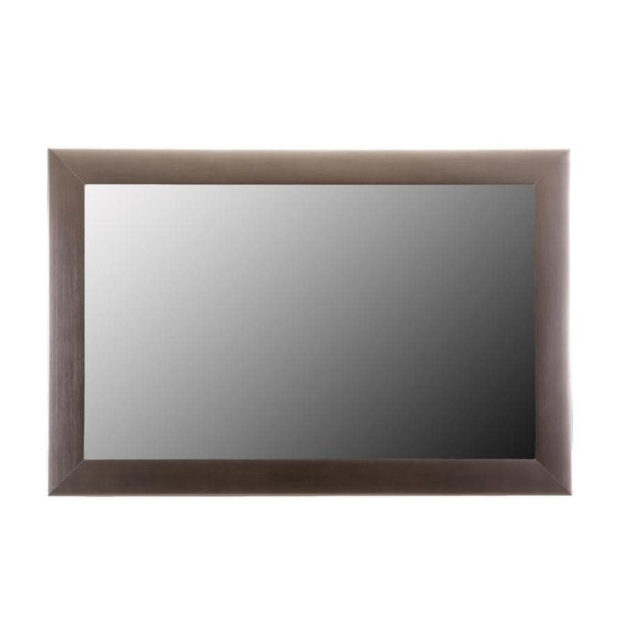 Gardner Glass Products Mirror Frame Kit 24 X 30 Berkshire Silver At