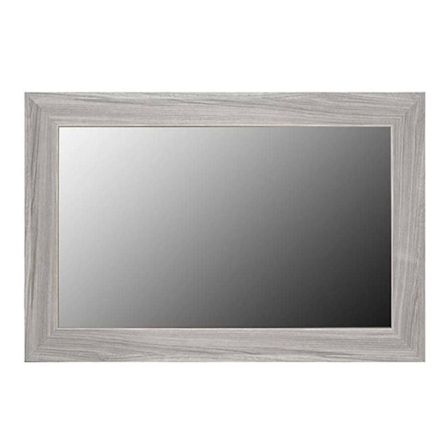 Gardner Gl Products Mirror Frame Kit 54 X 36 Upton Driftwood Textured