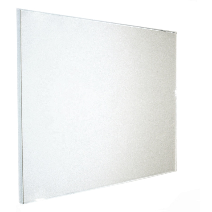 Gardner Glass Products 1/8-in x 24-in x 36-in Clear Replacement Glass for Windows Cabinets Picture Frames