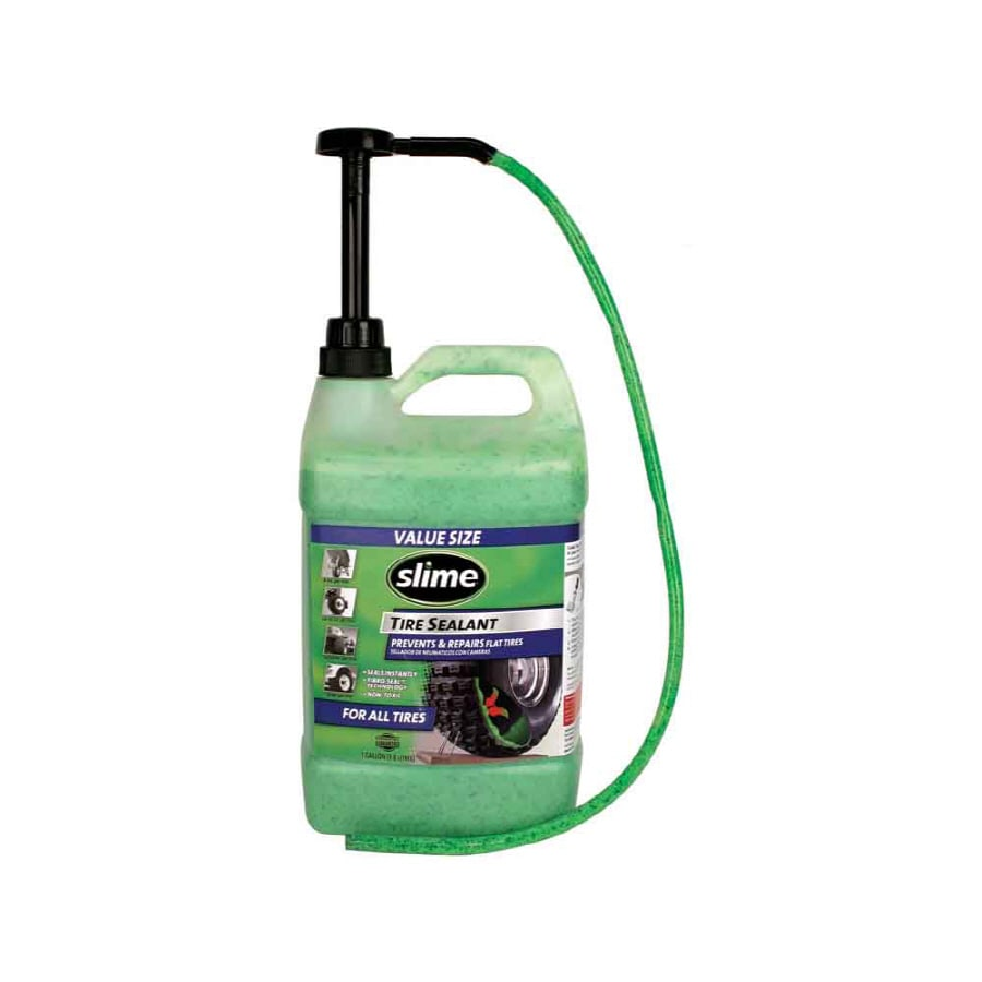 Slime 1-Gallon Liquid Tire Repair Sealant