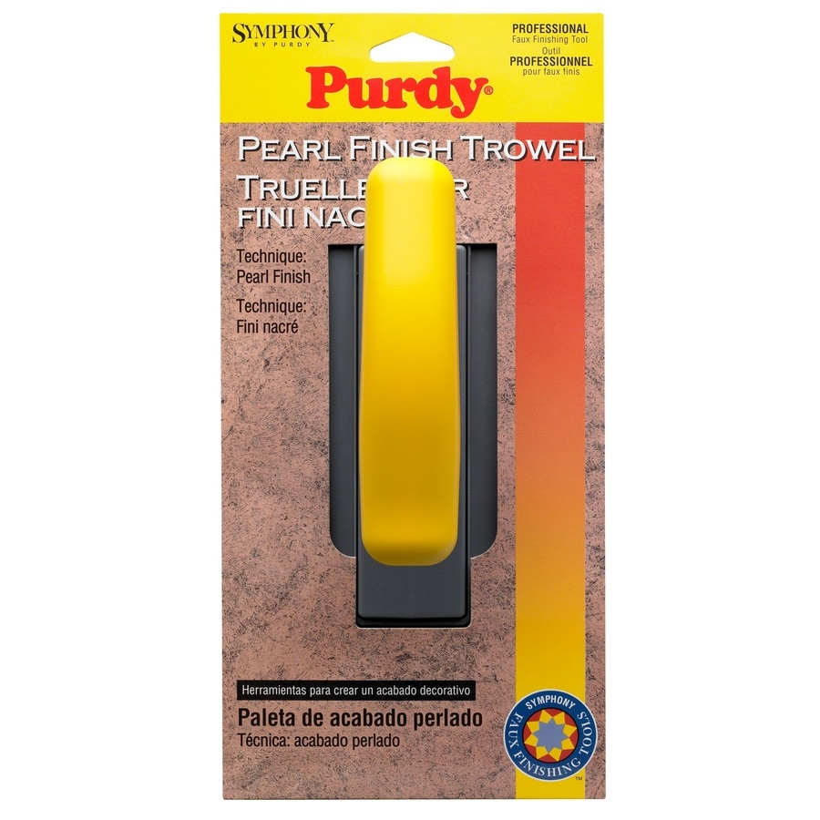 Shop Purdy 3 5 In X 9 25 In Plastic Faux Finish Paint