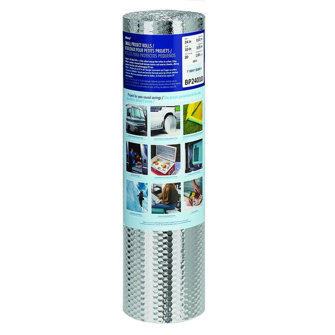 24 in x 10 ft Reflectix BP24010 Series Foil Insulation Twо Расk
