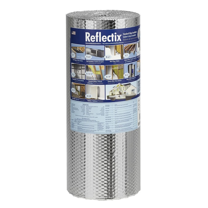 Reflectix R 21 50 Sq Ft Unfaced