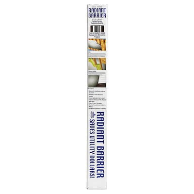 Reflectix 500-sq ft Unfaced Reflective Roll Insulation (48