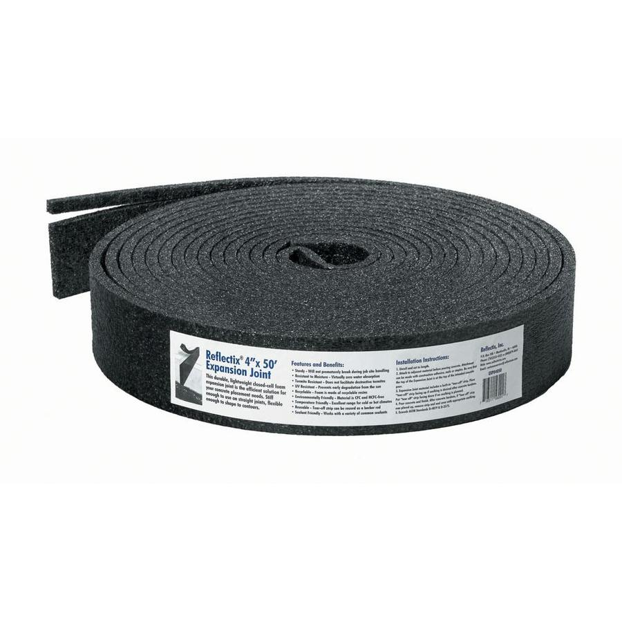 Shop Reflectix Polyolefin Concrete Expansion Joint Common