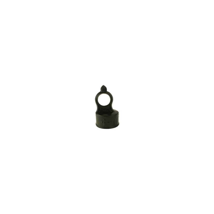 Powder-Coated Steel Chain-Link Fence Eye Top (Fits Common Post Measurement: 1-5/8-in; Actual: 2.06-in x 3.25-in)