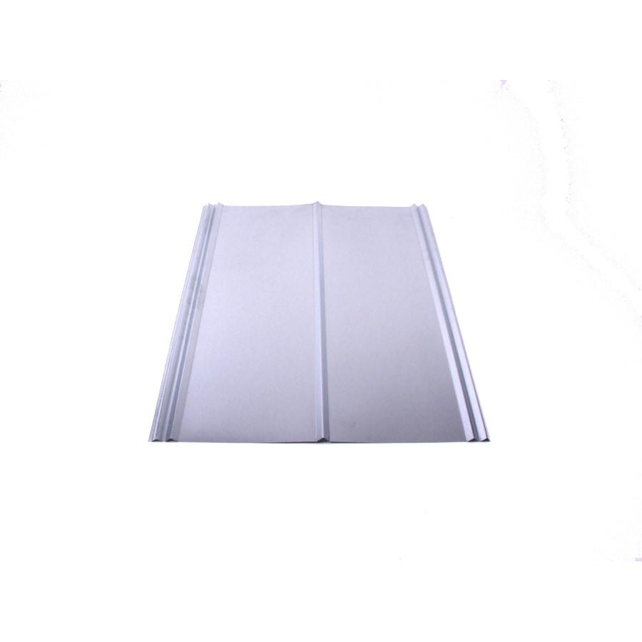 Fabral 5V Crimp 2.16-ft x 10-ft Ribbed Steel Roof Panel