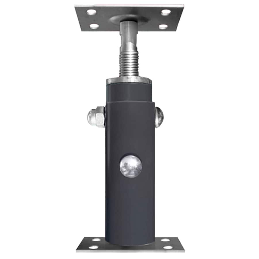 Shop akron 19 in adjustable jack post at for Furniture jack