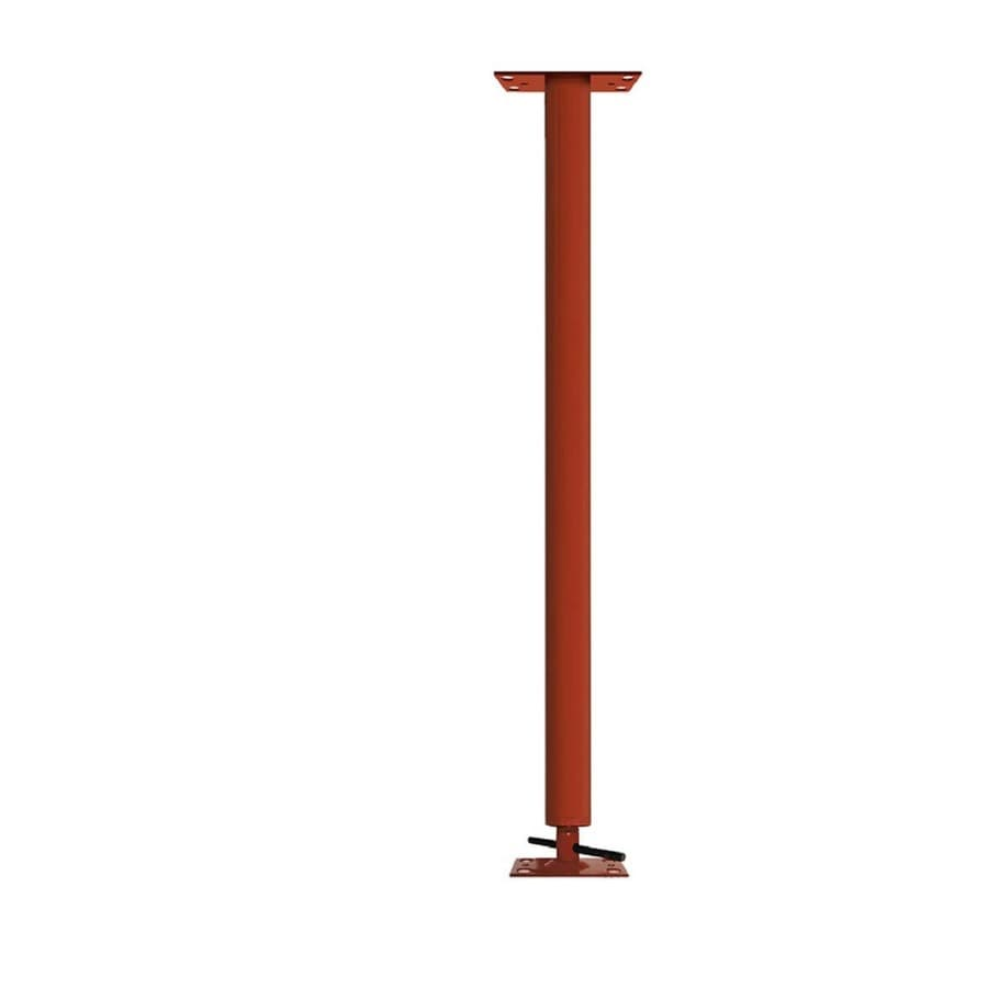 Akron 132-in Adjustable Jack Post