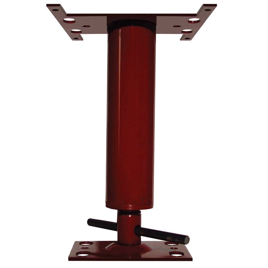 Shop Tapco 12 In Adjustable Jack Post At Lowes Com