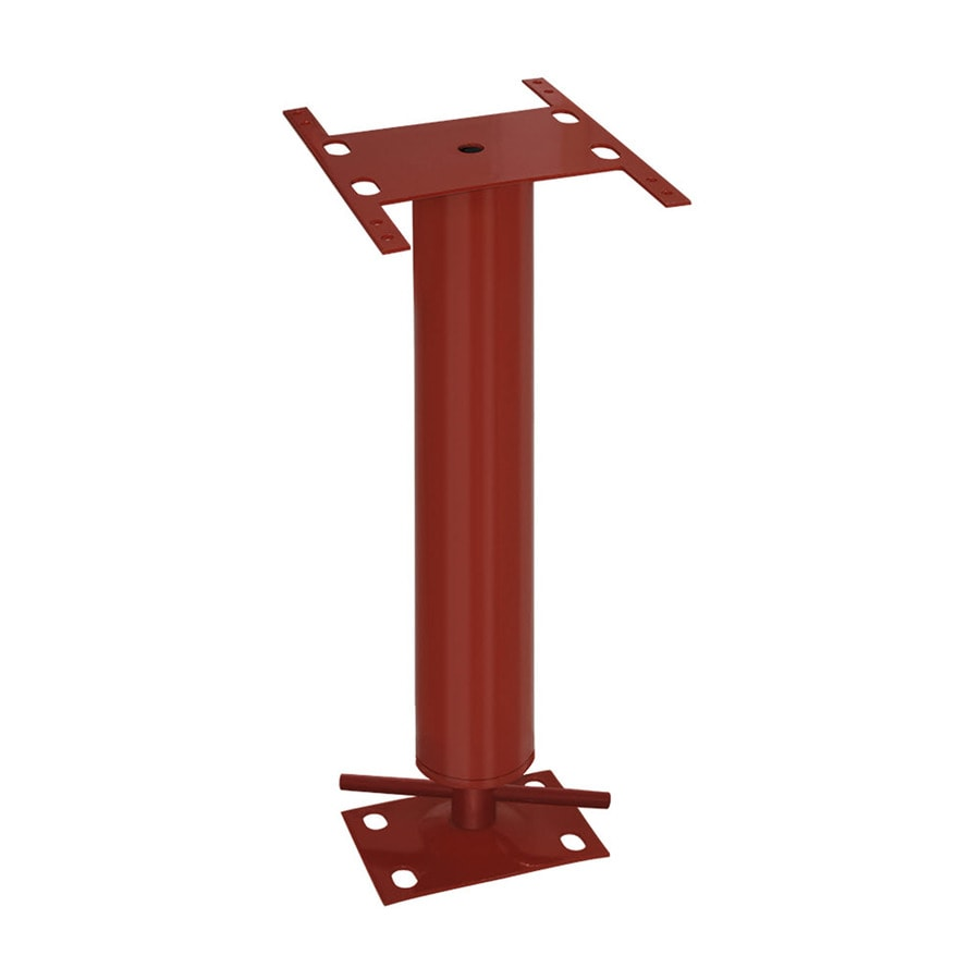 Akron 68-in Adjustable Jack Post