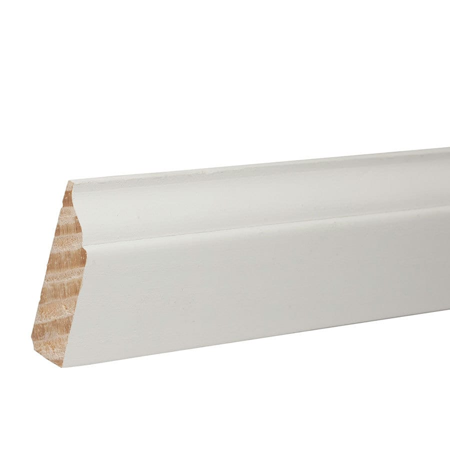 1.25-in x 7-ft Interior Pine Primed Finger Joint Stop Window Moulding