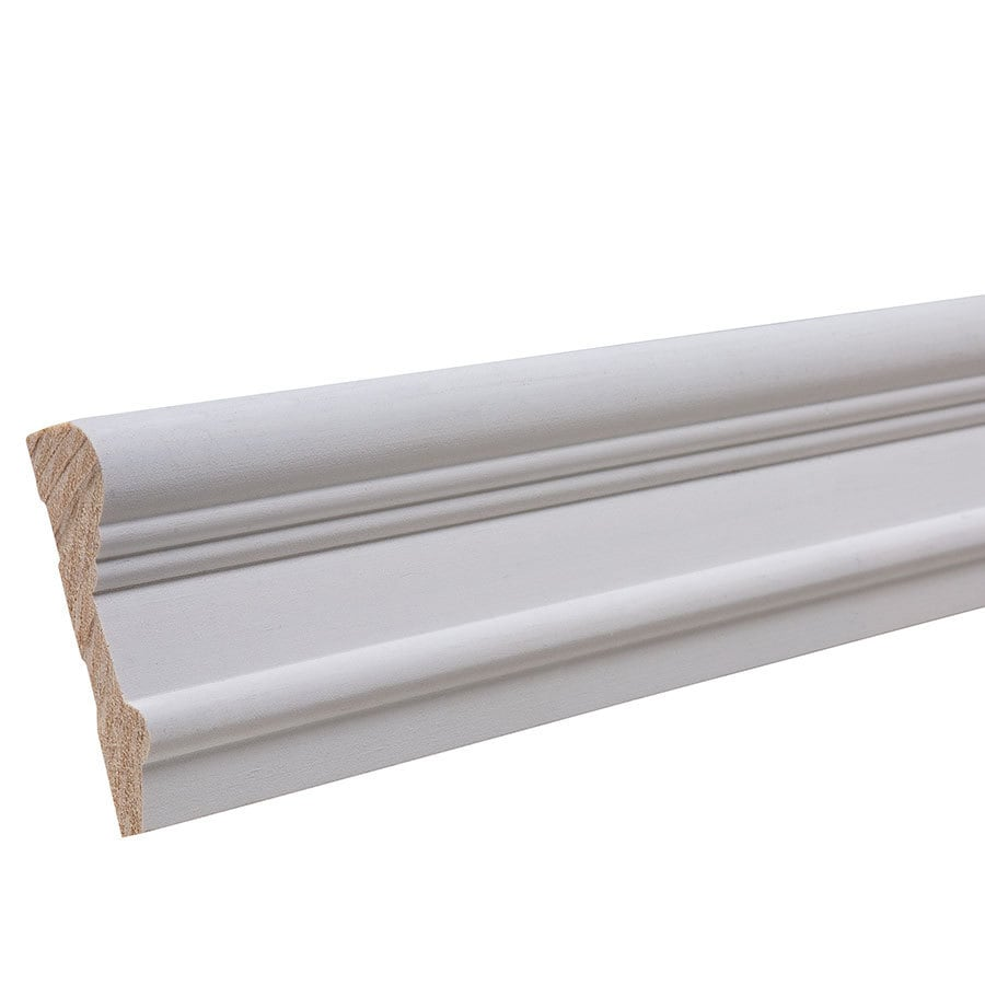 2.5-in x 10-ft Interior Pine Primed Finger Joint Window and Door Casing