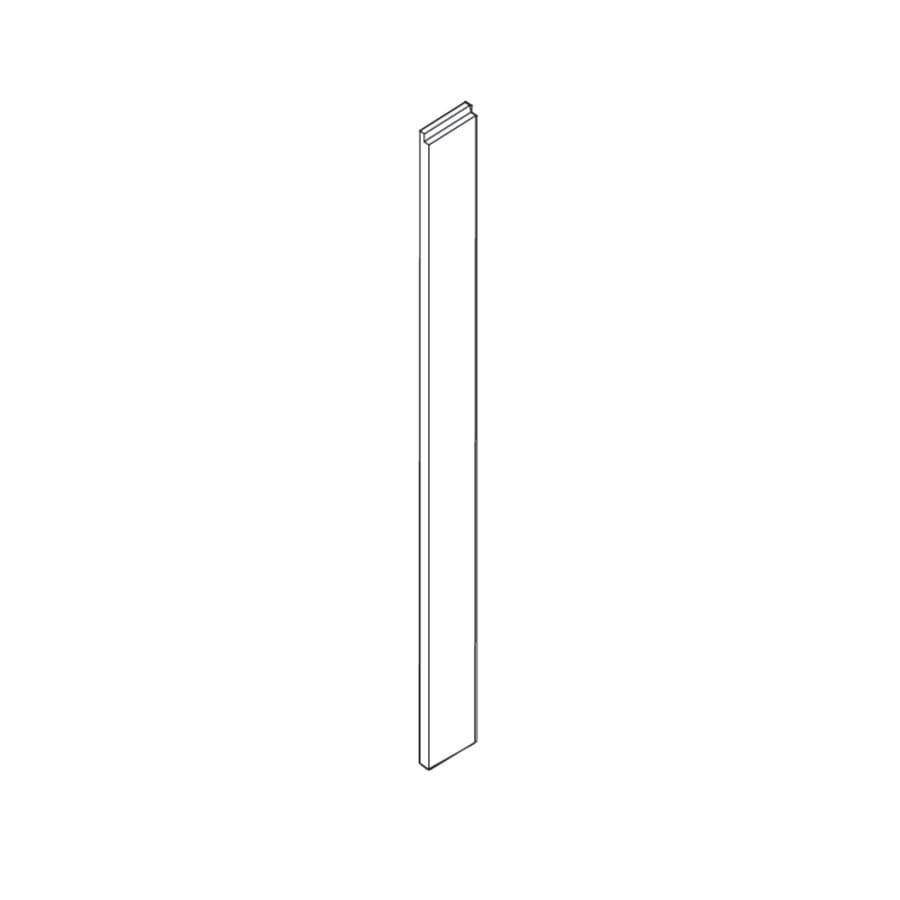 4.5625-in x 6.809-ft Interior Primed MDF Door Jamb