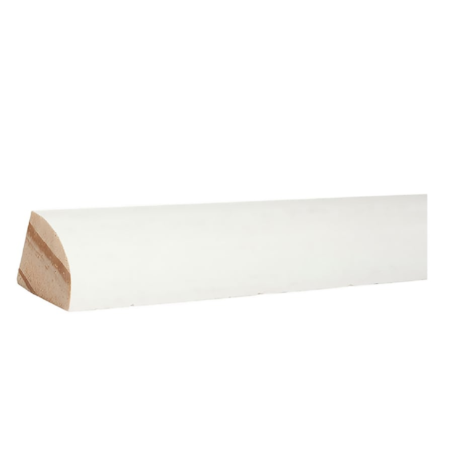 0.688-in x 144-in Pine Primed Quarter Round Moulding