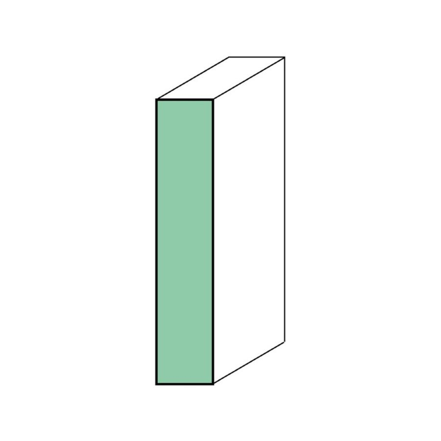 EverTrue 2.5-in x 8-ft Interior Pine Baseboard Moulding