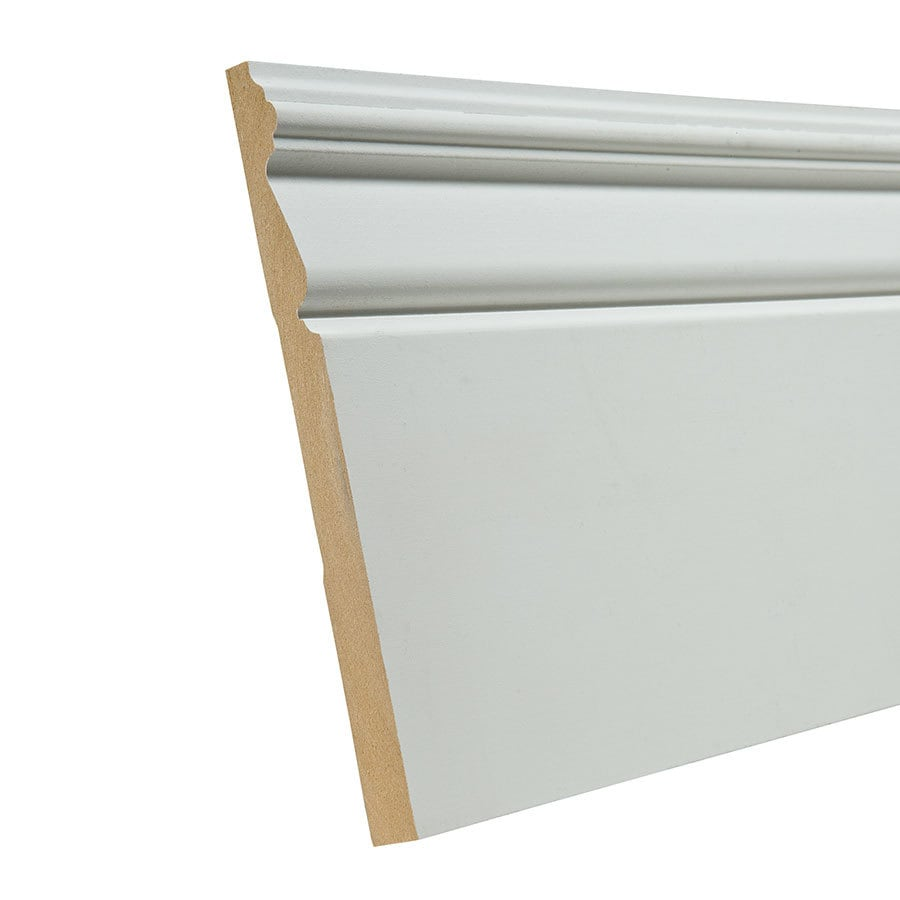 EverTrue 7.25-in x 12-ft Interior Composite Baseboard
