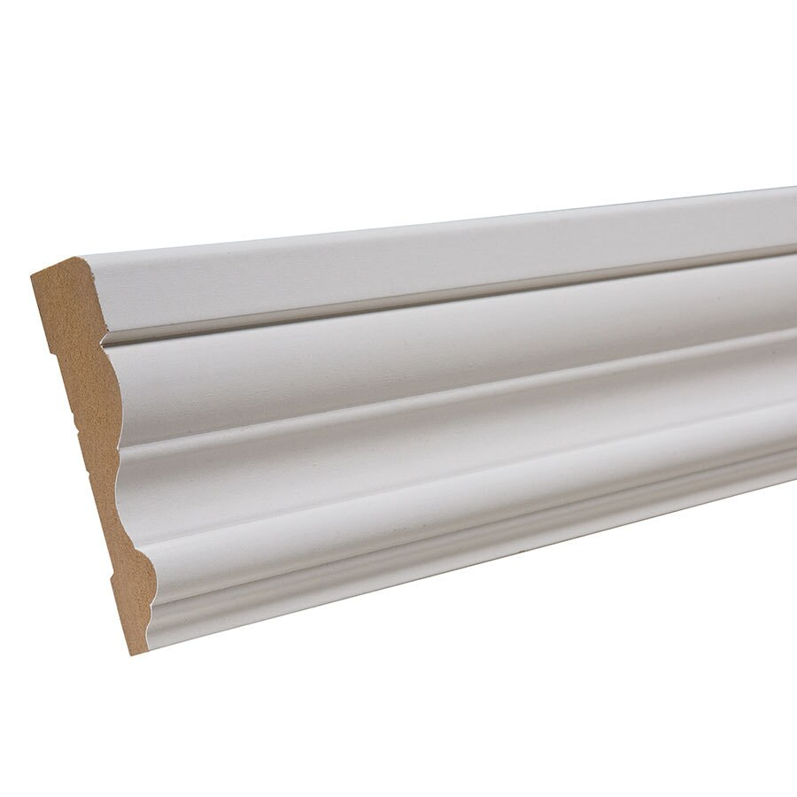 3.25-in x 12-ft Interior Primed Composite Window and Door Casing