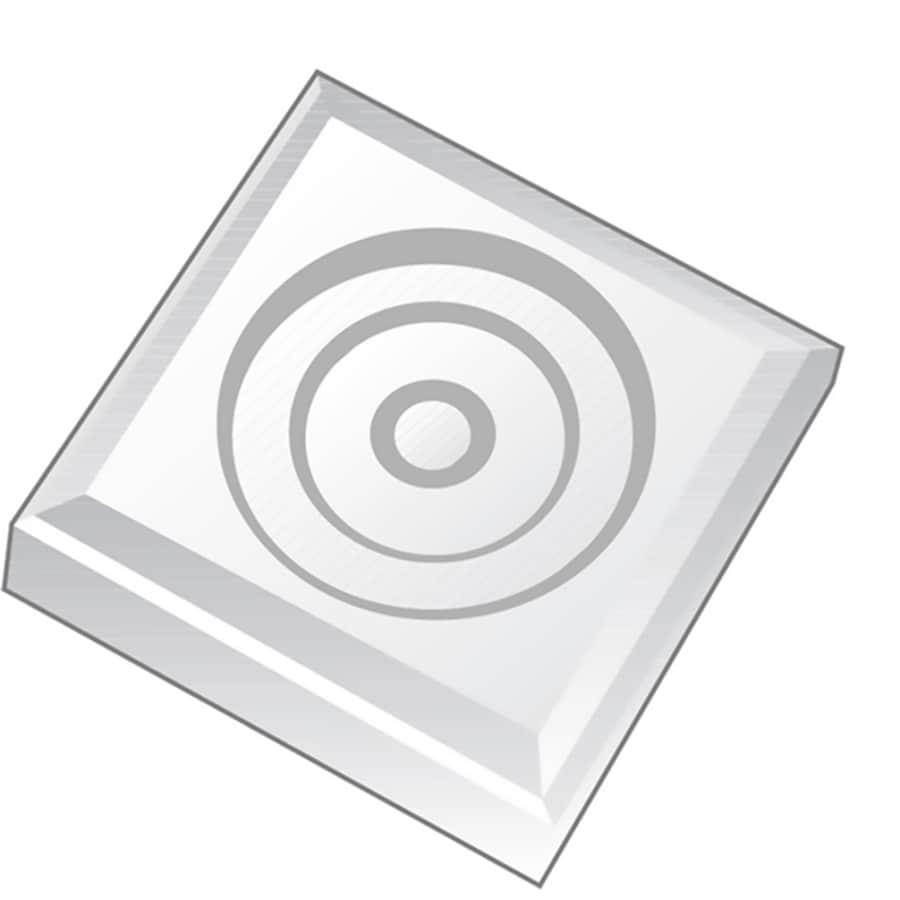 Square MDF Rosette