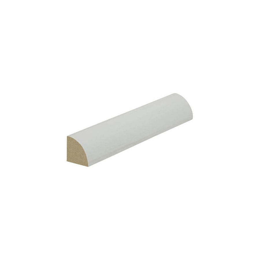 0.6693-in x 144-in Painted Quarter Round Moulding