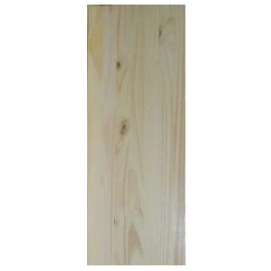 (Common: 3/4-in x 12-in x 6-ft; Actual: 0.62-in x 11.25-in x 6-ft) Spruce/Pine-fir Board