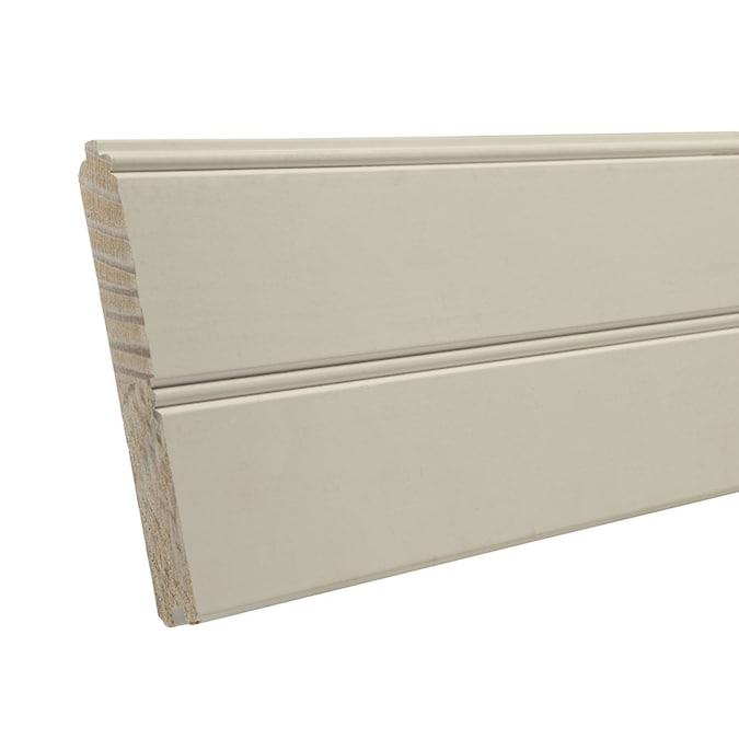 1-in x 6-in x 8-ft Tongue and Groove Pine Board in the