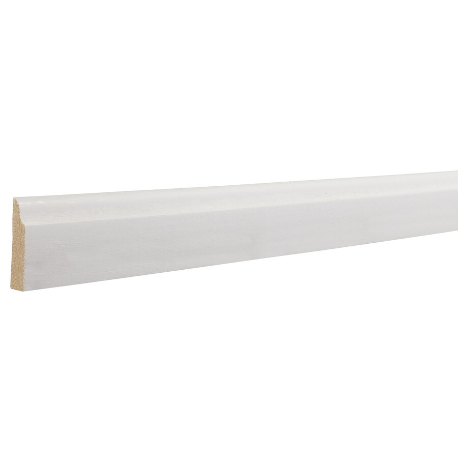 1.375-in x 7-ft Interior Pine Primed Finger Joint Stop Window Moulding