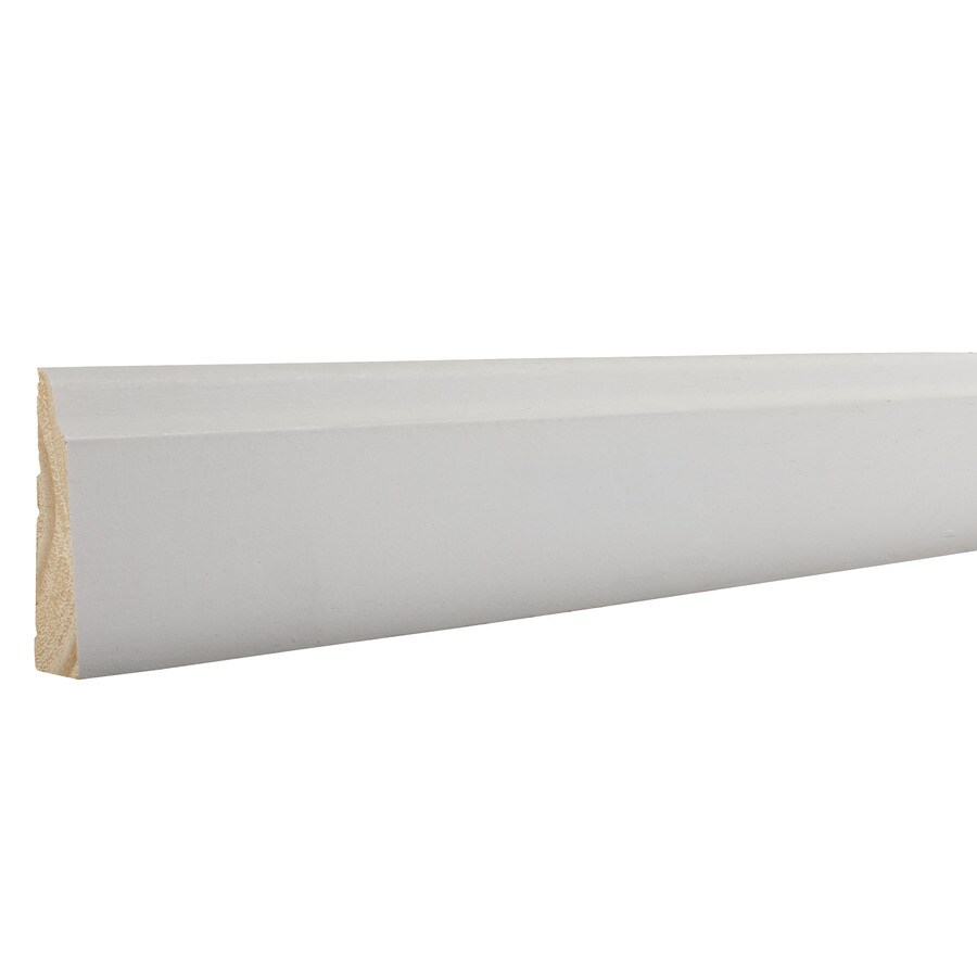 2.125-in x 7-ft Interior Pine Primed Finger Joint Stop Window Moulding