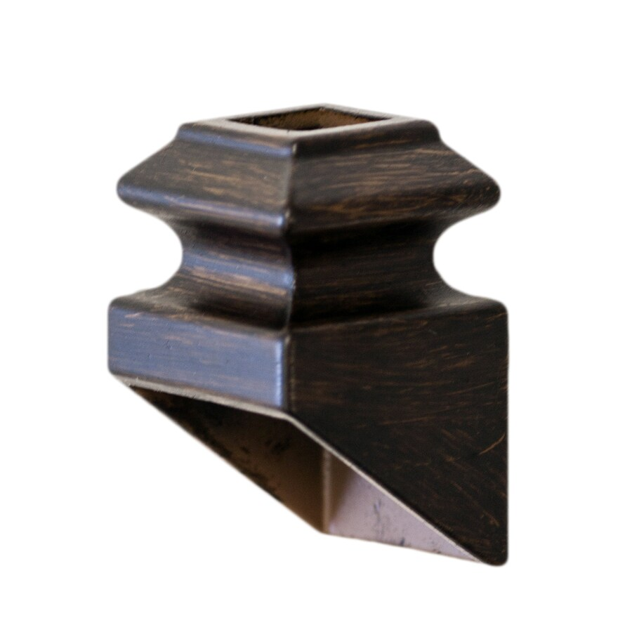 Oil Rubbed Bronze Aluminum Baluster Shoe