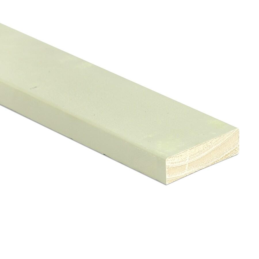 TruTrim (Common: 1-in x 3-in x 8-ft; Actual: 0.71-in x 2.5-in x 8-ft) Primed Pine Board