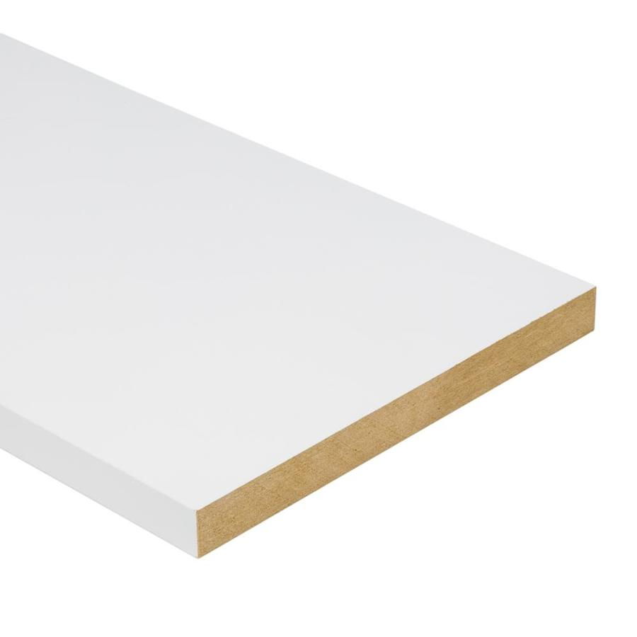 Medium Density Fiberboard Lowe S ~ Shop actual in ft medium density