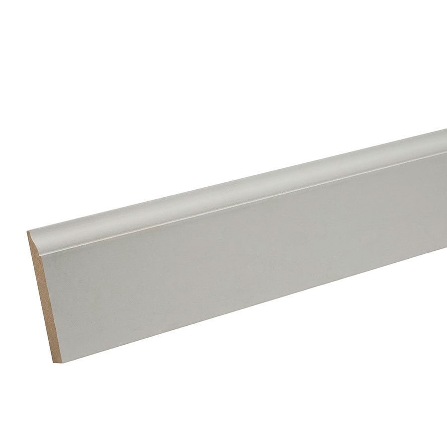 EverTrue 3.25-in x 16-ft Interior Composite Baseboard
