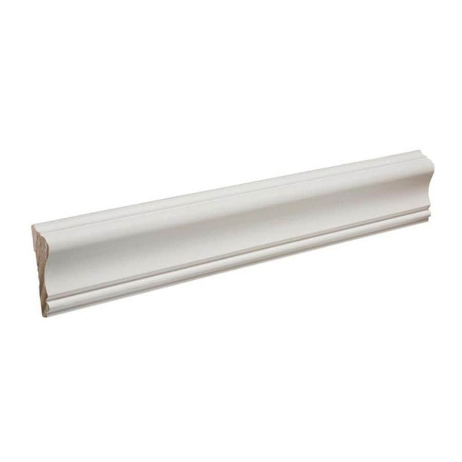 2 625 In X 12 Ft Pine Primed Finger Joint Chair Rail Moulding