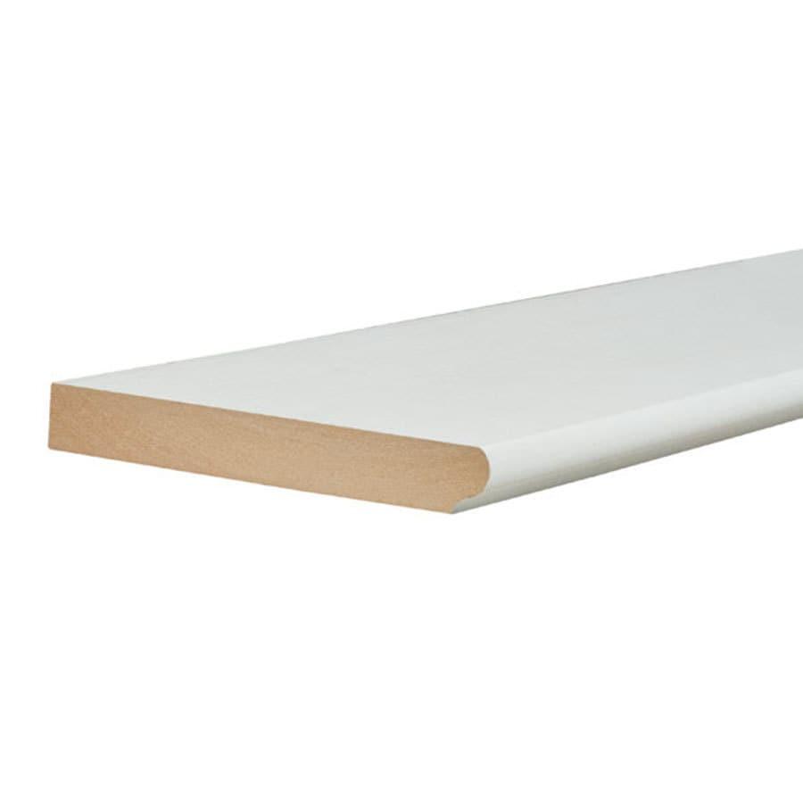 "EverTrue Primed Wood Composite 1021 Stool 5 1/4"" x 8' x 11/16"""