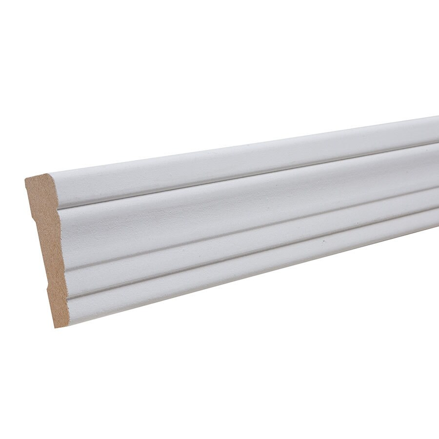 "EverTrue Primed Wood Composite 356 Casing 2 1/4"" x 7' x 5/8"""