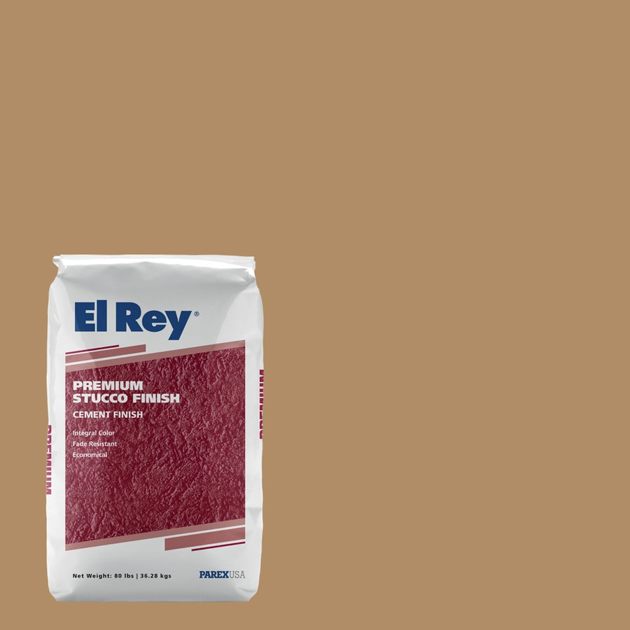 El Rey 80-lb Pink Stucco Color Mix