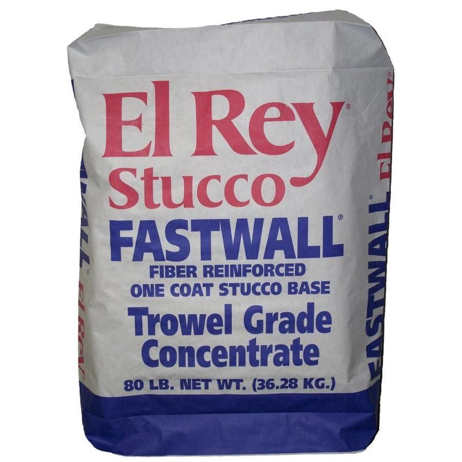 El Rey 80-lb Base Coat Stucco Mix